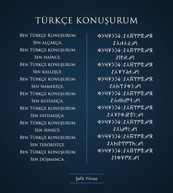 Turkce-Konusmak